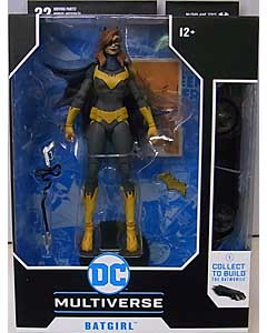 McFARLANE TOYS DC MULTIVERSE 7インチアクションフィギュア BATGIRL: ART OF THE CRIME