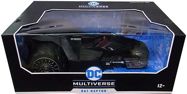 McFARLANE TOYS DC MULTIVERSE 7インチアクションビークル BAT-RAPTOR