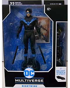 McFARLANE TOYS DC MULTIVERSE 7インチアクションフィギュア NIGHTWING: BETTER THAN BATMAN
