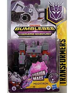 HASBRO アニメ版 TRANSFORMERS BUMBLEBEE CYBERVERSE ADVENTURE WARRIOR CLASS MEGATRON