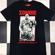 サンゲリア / ZOMBIE / ...THE DEAD ARE AMONG US!