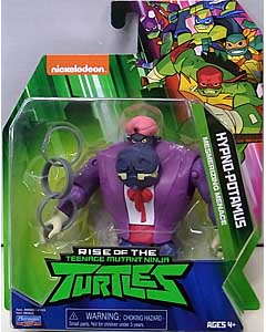 PLAYMATES RISE OF THE TEENAGE MUTANT NINJA TURTLES ベーシックフィギュア HYPNO-POTAMUS
