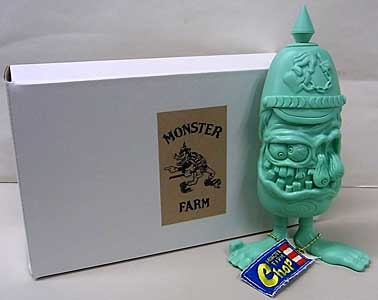 MONSTER FARM BY CHOP TWO HEAD MONSTER [BLUE]