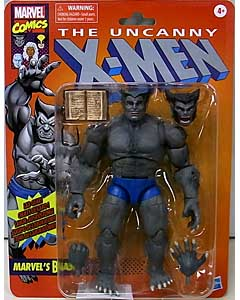 HASBRO MARVEL LEGENDS RETRO 6-INCH COLLECTION THE UNCANNY X-MEN MARVEL'S BEAST