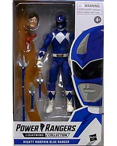 HASBRO POWER RANGERS LIGHTNING COLLECTION 6インチアクションフィギュア MIGHTY MORPHIN BLUE RANGER