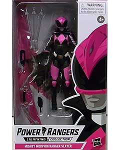 HASBRO POWER RANGERS LIGHTNING COLLECTION 6インチアクションフィギュア MIGHTY MORPHIN RANGER SLAYER