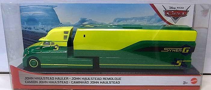 MATTEL CARS 2020 HAULER JOHN HAULSTEAD HAULER