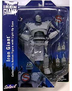DIAMOND SELECT THE IRON GIANT SELECT IRON GIANT パッケージ傷み特価
