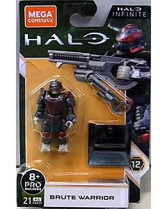 MEGA CONSTRUX HALO HEROES SERIES 12 BRUTE WARRIOR