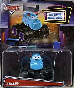 MATTEL CARS 2020 DRIVE-IN CINE-PARC シングル SULLEY
