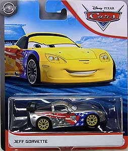 MATTEL CARS 2020 シングル JEFF GORVETTE [SILVER COLLECTION]