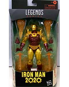 HASBRO MARVEL LEGENDS 2020 IRON MAN 2020 パッケージ傷み特価