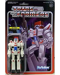 SUPER 7 REACTION FIGURES 3.75インチアクションフィギュア TRANSFORMERS WAVE 2 SKYFIRE