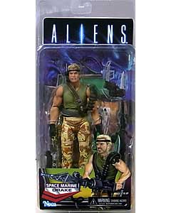 NECA ALIEN 7インチアクションフィギュア ALIENS SPACE MARINE DRAKE [KENNER TRIBUTE]