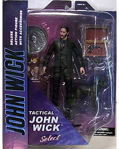 DIAMOND SELECT JOHN WICK SELECT JOHN WICK: CHAPTER 2 TACTICAL JOHN WICK パッケージ傷み特価