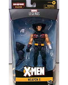 HASBRO MARVEL LEGENDS 2020 X-MEN SERIES 5.0 X-MEN WEAPON X [SUGAR MAN SERIES]