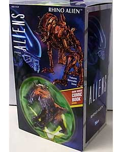 NECA ALIEN 7インチアクションフィギュア ALIENS RHINO ALIEN [KENNER TRIBUTE]
