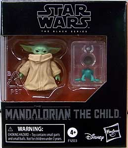 HASBRO STAR WARS THE BLACK SERIES 1.1インチアクションフィギュア THE MANDALORIAN THE CHILD