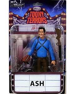 NECA TOONY TERRORS シリーズ3 EVIL DEAD 2 ASH