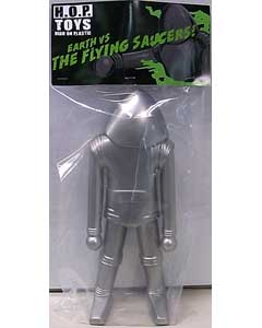 HOP TOYS 30センチサイズソフビ EARTH VS. THE FLYING SAUCERS THE SAUCER MAN