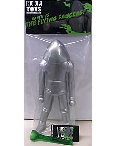 HOP TOYS 30センチサイズソフビ EARTH VS. THE FLYING SAUCERS THE SAUCER MAN [KICKSTARTER EXCLUSIVE]