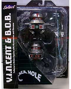 DIAMOND SELECT DISNEY SELECT CLASSIC THE BLACK HOLE V.I.N.CENT & B.O.B.