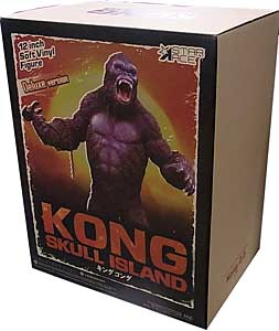 STAR ACE KONG: SKULL ISLAND 12INCH SOFT VINYL FIGURE KONG 2.0 DELUXE VERSION