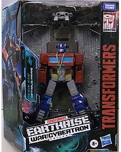 HASBRO TRANSFORMERS EARTHRISE LEADER CLASS OPTIMUS PRIME