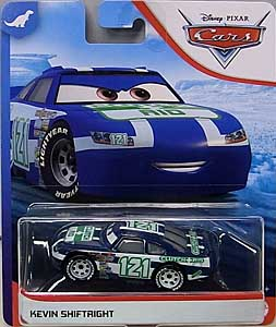 MATTEL CARS 2020 シングル KEVIN SHIFTRIGHT