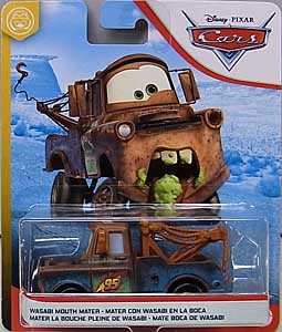 MATTEL CARS 2020 シングル WASABI MOUTH MATER