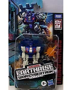 HASBRO TRANSFORMERS EARTHRISE BATTLE MASTERS SOUNDBARRIER 台紙傷み特価