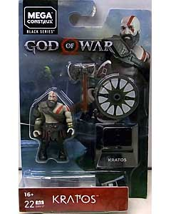 MEGA CONSTRUX MEGA CONSTRUX HEROES 2020 WAVE 2 GOD OF WAR KRATOS