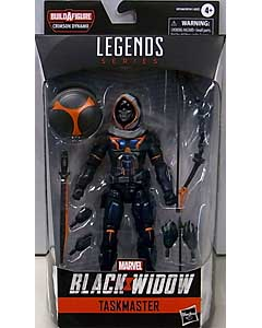 HASBRO MARVEL LEGENDS 2020 BLACK WIDOW SERIES 1.0 映画版 BLACK WIDOW TASKMASTER [CRIMSON DYNAMO SERIES]