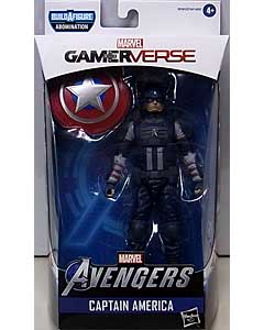 HASBRO MARVEL LEGENDS 2020 GAMERVERSE SERIES 1.0 GAMERVERSE CAPTAIN AMERICA [ABOMINATION SERIES]