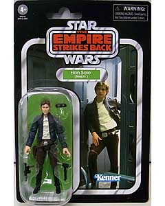 HASBRO STAR WARS 3.75インチアクションフィギュア THE VINTAGE COLLECTION 2020 HAN SOLO (BESPIN) [THE EMPIRE STRIKES BACK] VC50