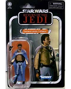HASBRO STAR WARS 3.75インチアクションフィギュア THE VINTAGE COLLECTION 2020 GENERAL LANDO CALRISSIAN [RETURN OF THE JEDI] VC47 ブリスター傷み特価