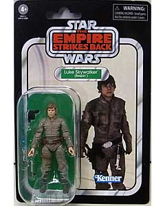 HASBRO STAR WARS 3.75インチアクションフィギュア THE VINTAGE COLLECTION 2020 LUKE SKYWALKER (BESPIN) [THE EMPIRE STRIKES BACK] VC04 台紙傷み特価