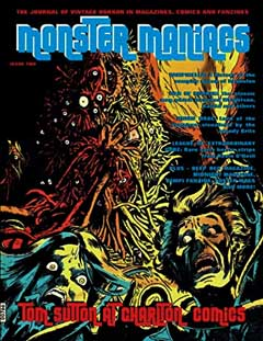 MONSTER MANIACS ISSUE TWO