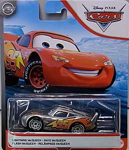MATTEL CARS 2020 シングル LIGHTNING McQUEEN [SILVER COLLECTION] 台紙傷み特価