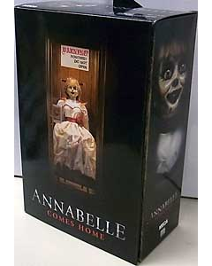 NECA THE CONJURING UNIVERSE 7インチアクションフィギュア ANNABELLE COMES HOME ULTIMATE ANNABELLE