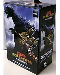 NECA GODZILLA 6インチサイズアクションフィギュア  GODZILLA 2001 ATOMIC BLAST [MOVIE POSTER BOX Ver.]
