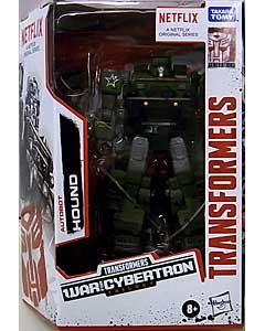 HASBRO NETFLIX TRANSFORMERS: WAR FOR CYBERTRON TRILOGY DELUXE CLASS AUTOBOT HOUND
