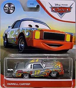 MATTEL CARS 2021 シングル DARRELL CARTRIP