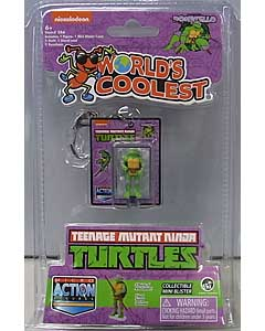 SUPER IMPULSE WORLD'S SMALLEST MICRO ACTION FIGURES TEENAGE MUTANT NINJA TURTLES DONATELLO