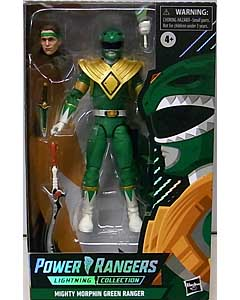 HASBRO POWER RANGERS LIGHTNING COLLECTION TARGET限定 6インチアクションフィギュア MIGHTY MORPHIN GREEN RANGER [SPECTRUM PACKAGE]