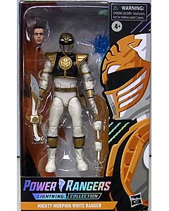 HASBRO POWER RANGERS LIGHTNING COLLECTION TARGET限定 6インチアクションフィギュア MIGHTY MORPHIN WHITE RANGER [SPECTRUM PACKAGE]