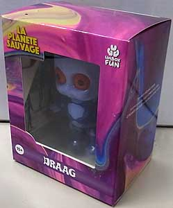 UNBOX INDUSTRIES FANTASTIC PLANET DRAAGS VINYL FIGURE