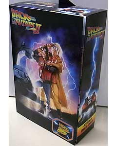 NECA BACK TO THE FUTURE 7インチアクションフィギュア BACK TO THE FUTURE PART II ULTIMATE MARTY McFLY パッケージ傷み特価