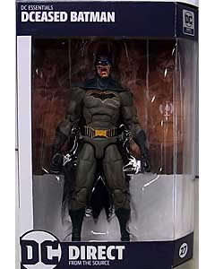 DC DIRECT DC ESSENTIALS DCEASED BATMAN
