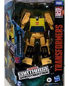 HASBRO TRANSFORMERS EARTHRISE DELUXE CLASS SUNSTREAKER